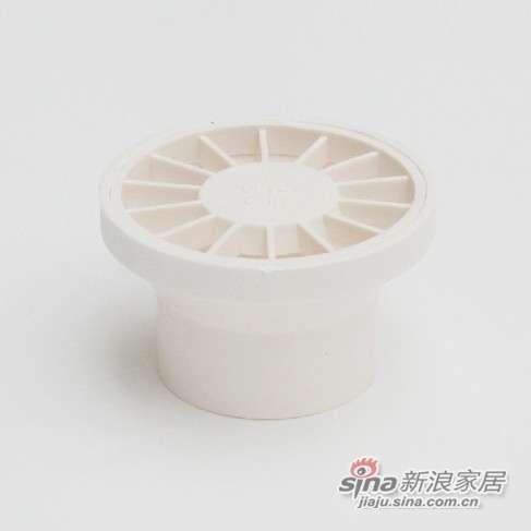 世丰PVC―U阳台地漏-0