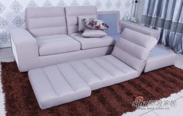 意风家具布艺沙发-3