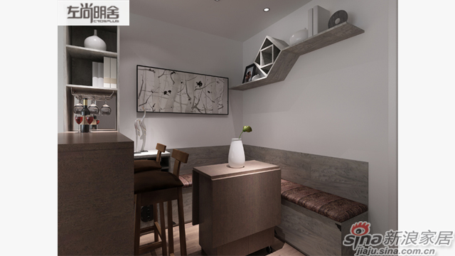 新中式客厅-4