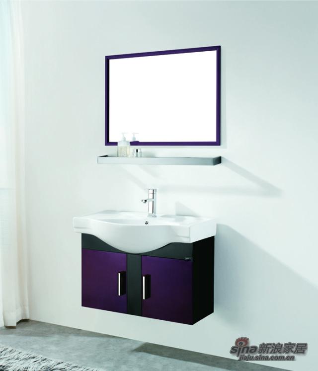 浴室柜LD38606-1