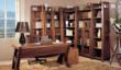北美VH01-8组合书柜VH01-7办公桌