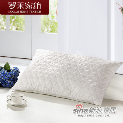 罗莱家纺 床上用品 14新品 护颈枕芯枕头-0