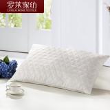 罗莱家纺 床上用品 14新品 护颈枕芯枕头