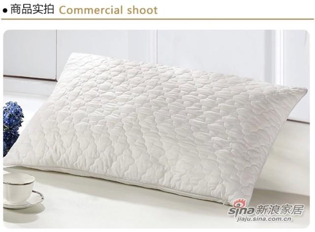 罗莱家纺 床上用品 14新品 护颈枕芯枕头-1
