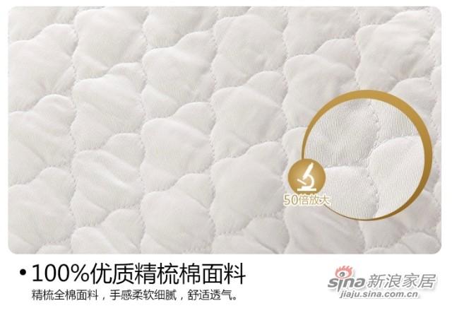 罗莱家纺 床上用品 14新品 护颈枕芯枕头-2