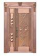 雅帝乐铜门D-P1-1003-F2(经典方圆)