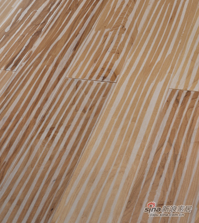 三层实木地板星际系列-2