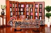 远大嘉华实木书柜01#-0