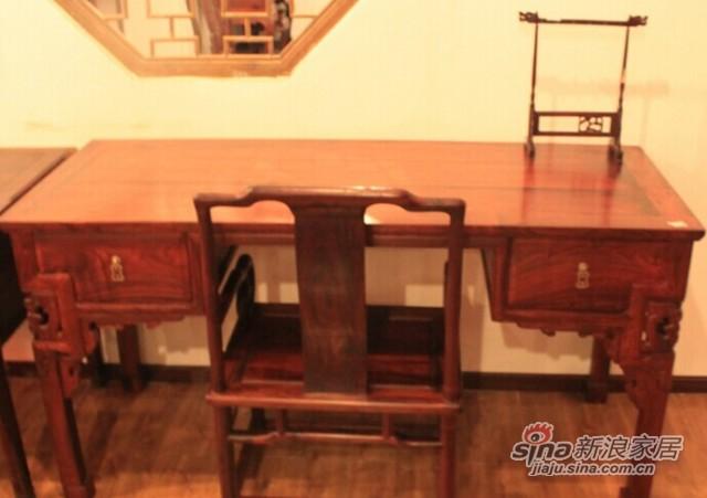 元亨利F-S-0067二屉书桌