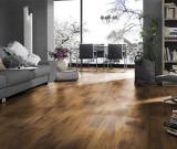 德合家ROOMS 强化地板R1011炭烧橡木