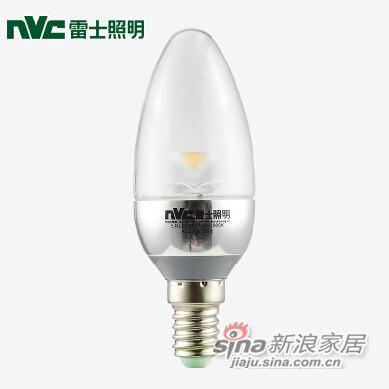 雷士照明 LED烛泡 尖泡E14螺口-1