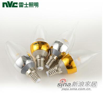雷士照明 LED烛泡 尖泡E14螺口-2