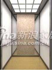 通力电梯3000SMonoSpace无机房电梯