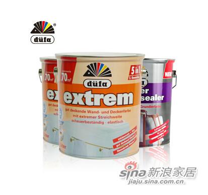 都芳第二代五合一内墙漆礼包 乳胶漆/水性漆/环保-0