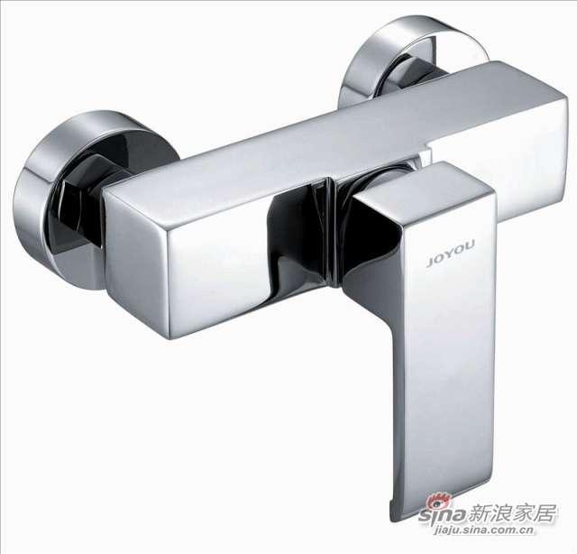 宾格系列单把淋浴龙头JY00184        -0