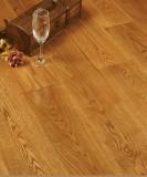 宏鹏地板全能抗污实木系列―栎木HP1203
