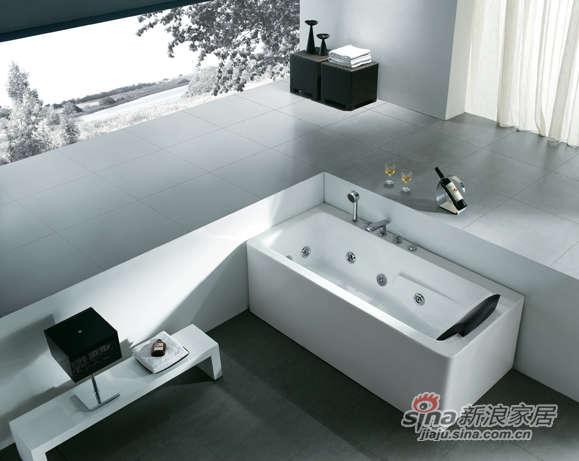 华美嘉浴缸WG-J01A-0