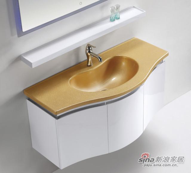 珠光板浴室柜-0