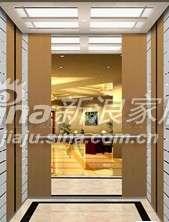 三菱电梯花园式别墅电梯