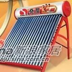18管桑夏金禧太阳能热水器