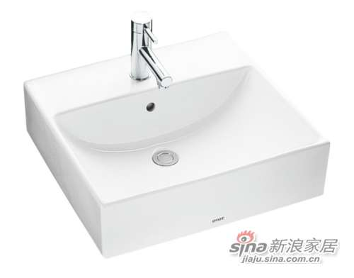 TOTO桌上式洗脸盆LW709CFB-0