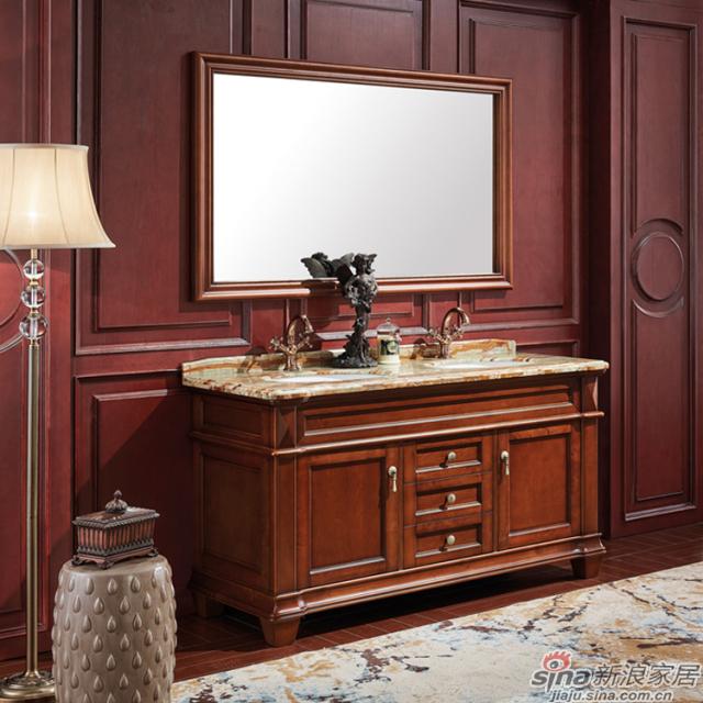 阿洛尼浴室柜-美式浴室柜-A1827