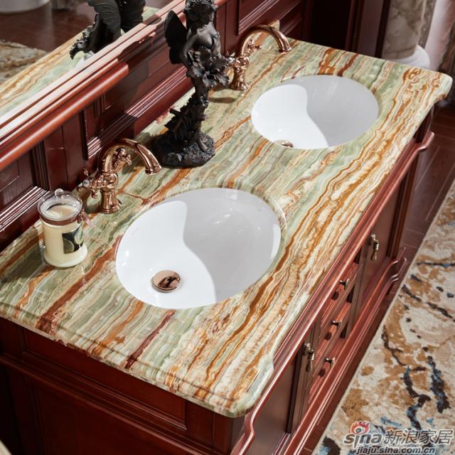 阿洛尼浴室柜-美式浴室柜-A1827-1