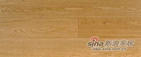 欧龙地板多层实木系列-橡木仿古草原绿-0