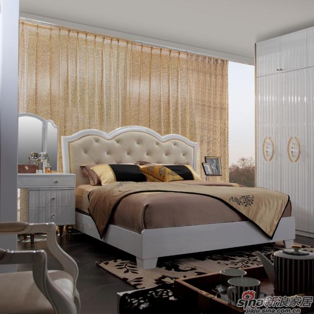 掌上明珠后现代卧房空间