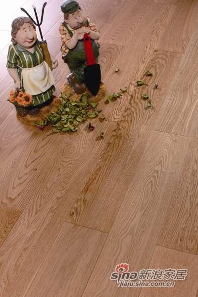 富得利实木地板(欧洲橡木)原野旅者FA-0129-PL壹-0