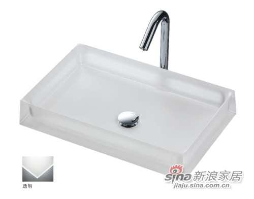 TOTO光影材质洗脸盆MRZ710C-CB1-0