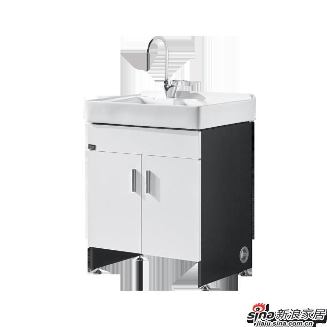 恒洁卫浴浴室柜HBA502101N-070