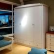 【新干线】板木4门衣柜衣橱储物柜