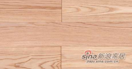 锦绣前程实木地板浅色类―白蜡木-0