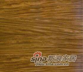 宏耐多层实木地板宜木风系列D814L柚木王