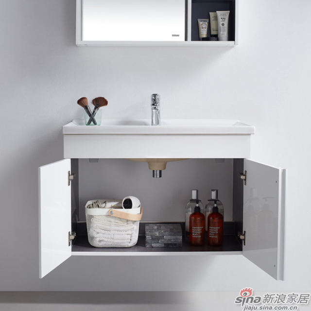 浴室柜BF1008-080-4
