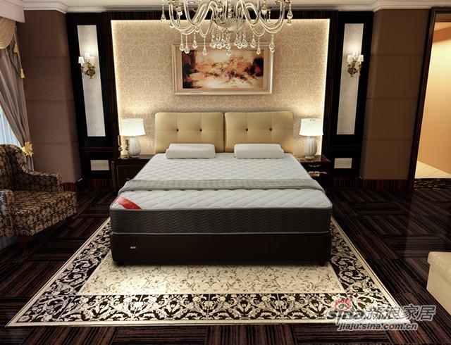 喜临门家具:睡美人床垫-艾美正