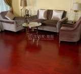 生活家地板桦木锦里红