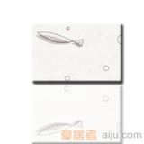 红蜘蛛瓷砖-C类产品系列-墙砖(花片)RY43086T-2(300*450MM)