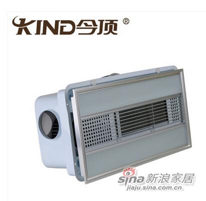 多功能双引擎 取暖风暖