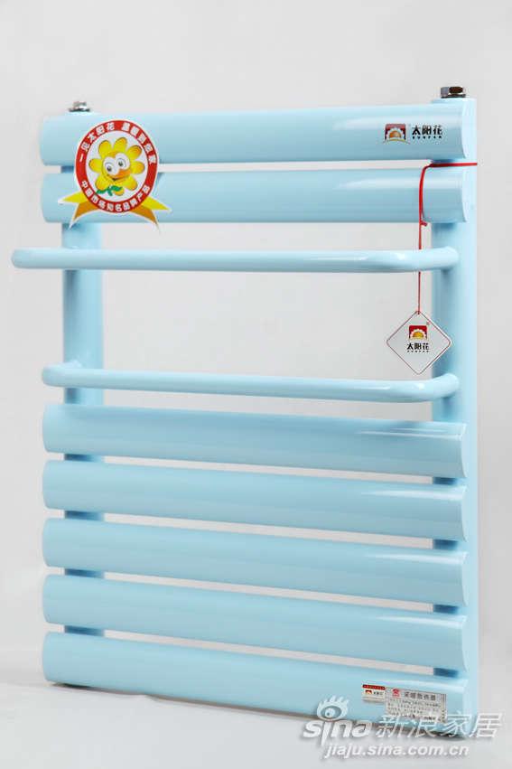 太阳花散热器钢制系列金蒌400-507B-0
