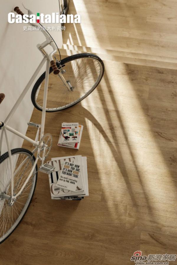 麦芽色的柔和木纹,灵感来源于北欧风格,是温馨实用的室内设计方案。