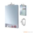 派尔沃浴室柜(镜柜)-M1116(500*760*126MM)