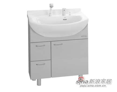 TOTO洗脸化妆台LDSW751DNK-0