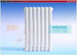 双水道钢制暖气片