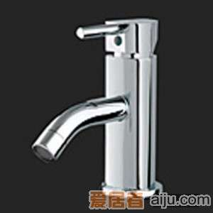 惠达-单孔面盆水龙头-HD391M1