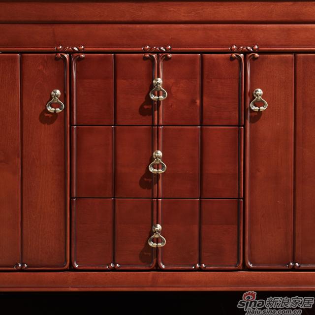 阿洛尼浴室柜-欧式仿古柜-A1802B-1