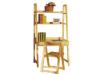 艾森木业名松屋松木系列全实木电脑桌