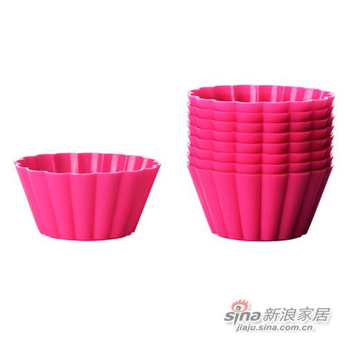 索格卡卡粉红色烘烤杯