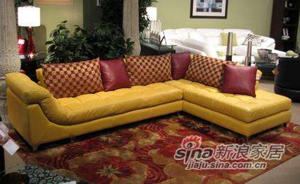 嘉美世家美国原装进口沙发OM-615-0